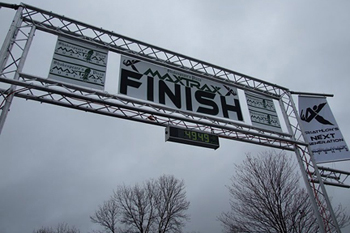 starting line truss systems for finish line running races