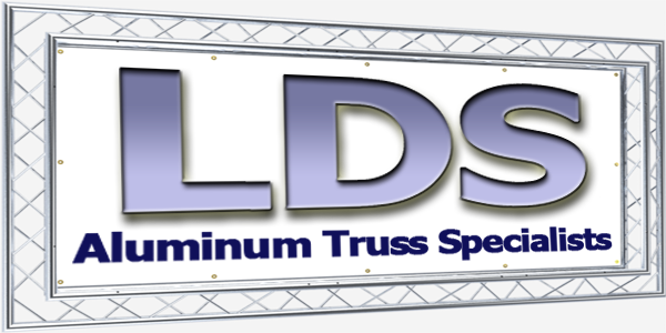 Light Design Systems Aluminum truss display kits and trades how display booths