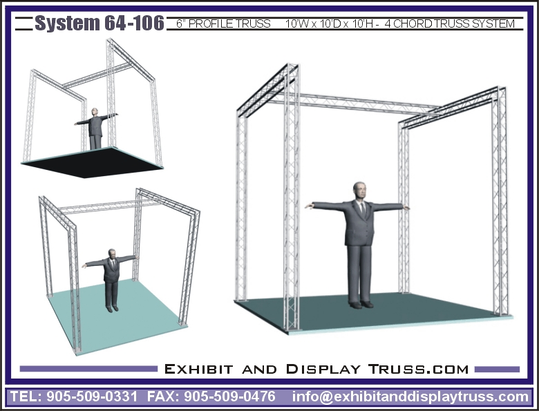 Custom Trade Show Exhibit - Tradeshow Displays