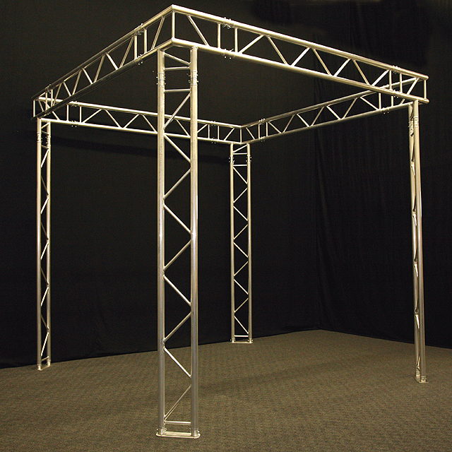 Used Trade Show Booth : Sales clearance specials demo and used truss trade show display