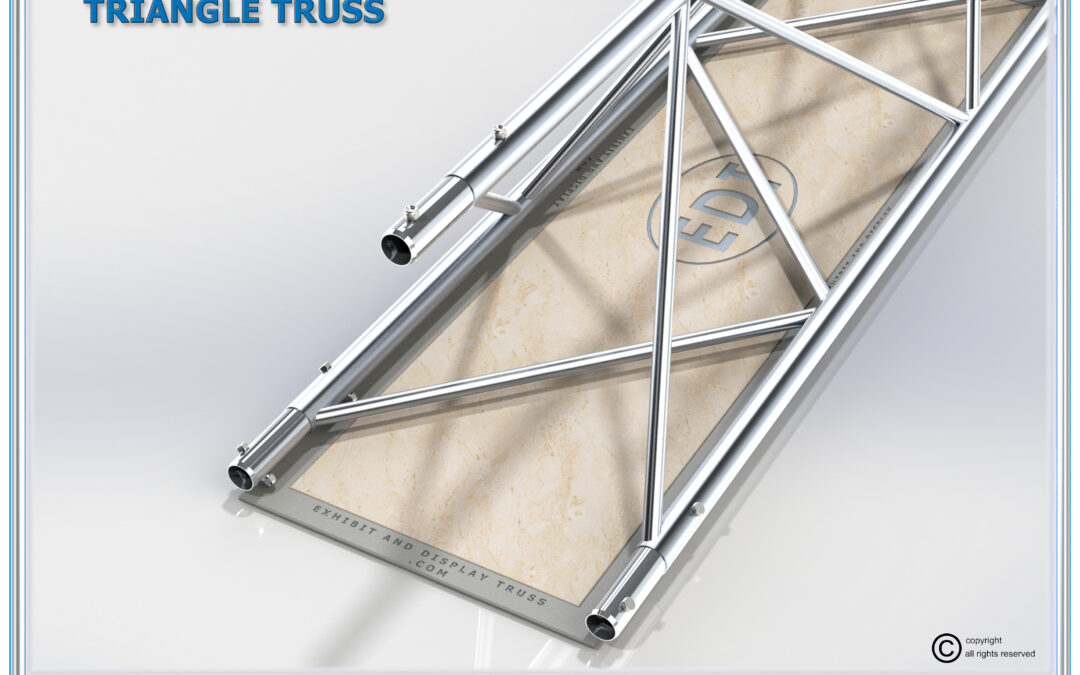 24″ Wide Triangle Truss / Linear Truss Lengths and Pricing