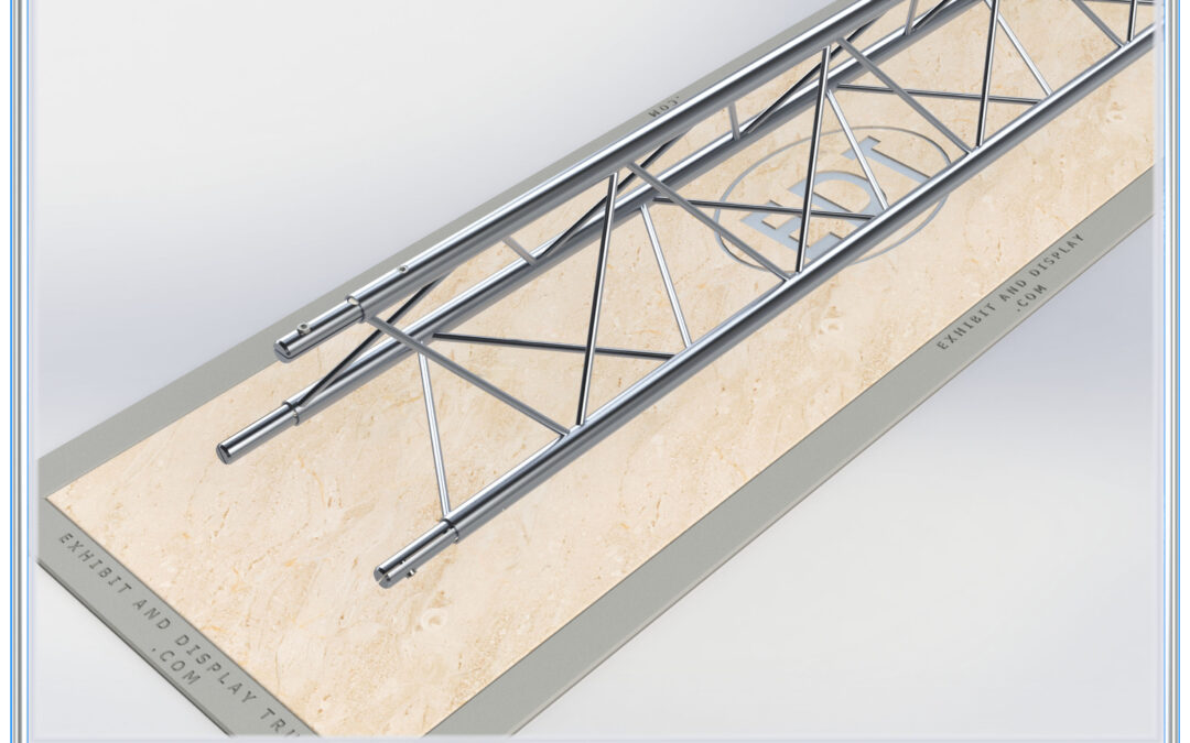 9″ Wide Triangle Truss / Linear Truss Lengths and Pricing